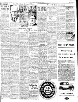 The Courier News from Blytheville, Arkansas on January 14, 1931 · Page 3