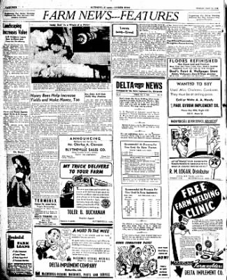 The Courier News from Blytheville, Arkansas on May 10, 1946 · Page 4