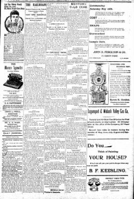 Logansport Pharos-Tribune from Logansport, Indiana on June 5, 1896 · Page 3