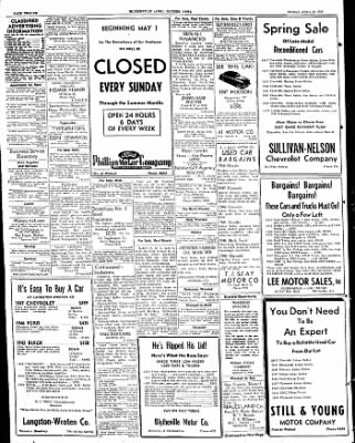 The Courier News from Blytheville, Arkansas on April 29, 1949 · Page 12