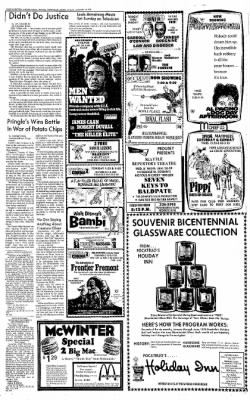 Idaho State Journal from Pocatello, Idaho on January 23, 1976 · Page 8