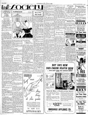 The Courier News from Blytheville, Arkansas on September 4, 1939 · Page 2