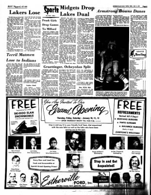 Estherville Daily News from Estherville, Iowa on January 9, 1974 · Page 6
