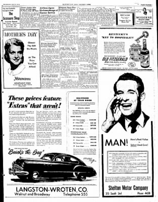 The Courier News from Blytheville, Arkansas on May 5, 1949 · Page 11