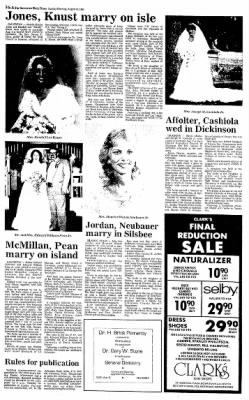 The Galveston Daily News from Galveston, Texas on August 10, 1986 · Page 16