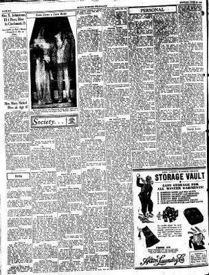 Alton Evening Telegraph from Alton, Illinois on June 20, 1938 · Page 6