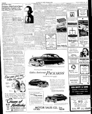 The Courier News from Blytheville, Arkansas on May 9, 1949 · Page 6