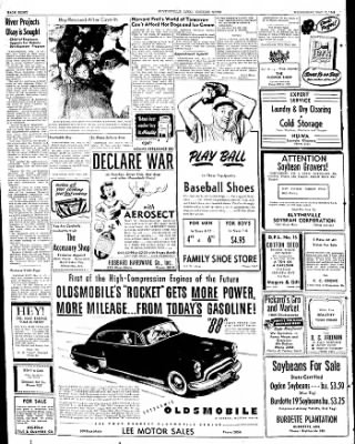 The Courier News from Blytheville, Arkansas on May 11, 1949 · Page 8
