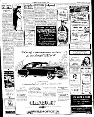 The Courier News from Blytheville, Arkansas on May 12, 1949 · Page 10