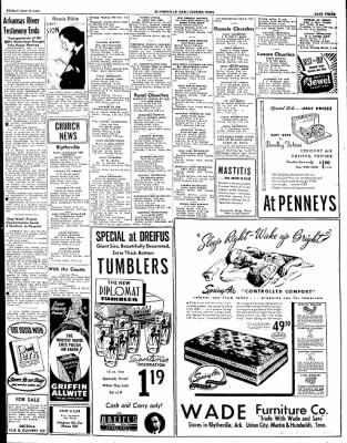 The Courier News from Blytheville, Arkansas on May 13, 1949 · Page 3