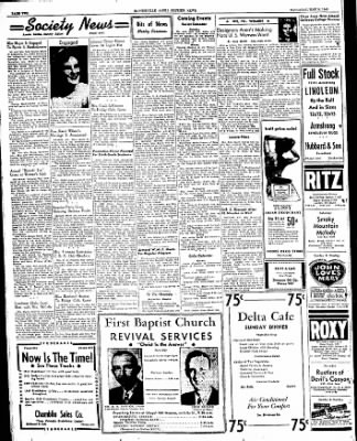 The Courier News from Blytheville, Arkansas on May 14, 1949 · Page 2
