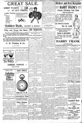 Logansport Pharos-Tribune from Logansport, Indiana on June 9, 1896 · Page 8