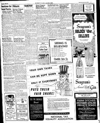 The Courier News from Blytheville, Arkansas on May 16, 1949 · Page 12