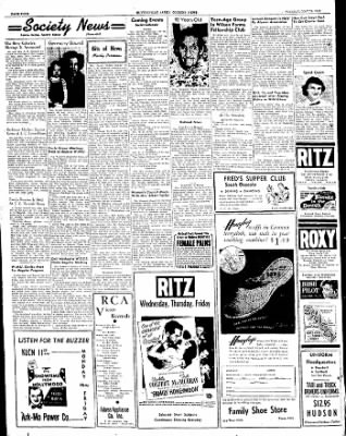 The Courier News from Blytheville, Arkansas on May 24, 1949 · Page 4