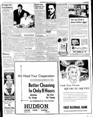 The Courier News from Blytheville, Arkansas on May 27, 1949 · Page 5