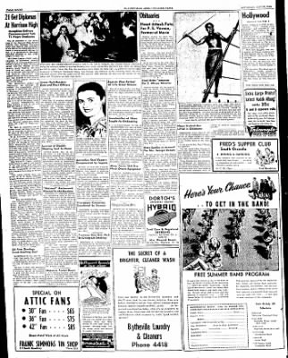 The Courier News from Blytheville, Arkansas on May 28, 1949 · Page 8