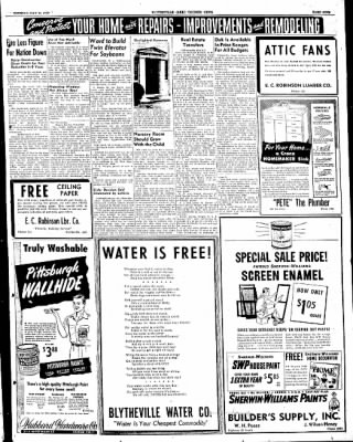 The Courier News from Blytheville, Arkansas on May 31, 1949 · Page 9
