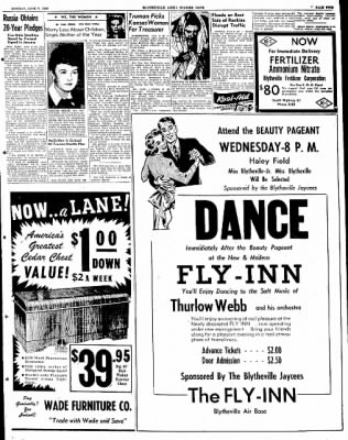 The Courier News from Blytheville, Arkansas on June 6, 1949 · Page 5