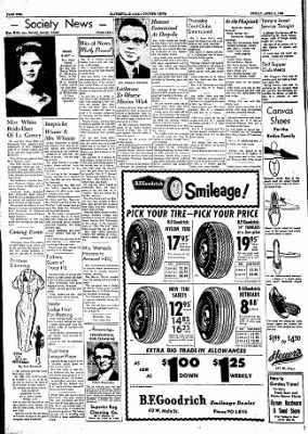 The Courier News from Blytheville, Arkansas on April 3, 1959 · Page 2