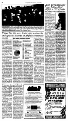 The Gettysburg Times from Gettysburg, Pennsylvania on June 10, 2002 · Page 8