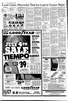 Altoona Mirror from Altoona, Pennsylvania on June 23, 1980 · Page 24