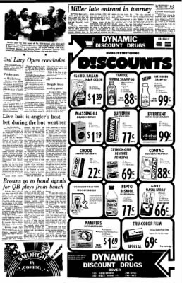 The Daily Reporter from Dover, Ohio on July 31, 1974 · Page 17