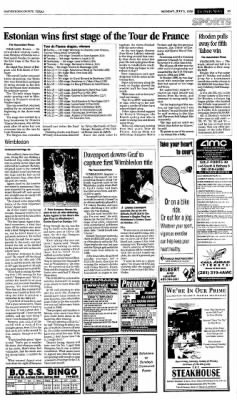 The Galveston Daily News from Galveston, Texas on July 5, 1999 · Page 15