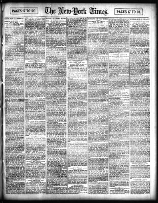 The New York Times from New York, New York on October 13, 1889 · Page 17