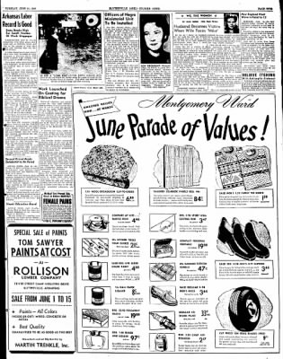 The Courier News from Blytheville, Arkansas on June 14, 1949 · Page 7