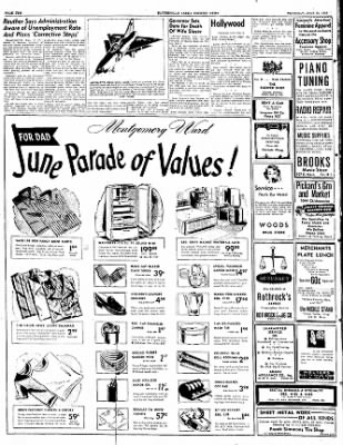 The Courier News from Blytheville, Arkansas on June 16, 1949 · Page 10
