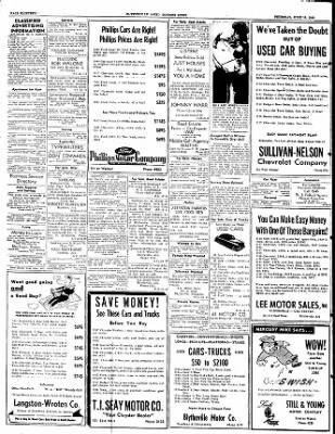 The Courier News from Blytheville, Arkansas on June 16, 1949 · Page 14