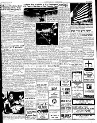 The Courier News from Blytheville, Arkansas on June 18, 1949 · Page 3