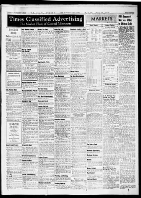 St. Cloud Times from Saint Cloud, Minnesota on September 9, 1943 · Page 15