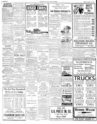 The Courier News from Blytheville, Arkansas on April 18, 1952 · Page 10