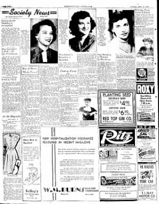 The Courier News from Blytheville, Arkansas on April 21, 1952 · Page 4