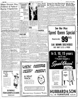 The Courier News from Blytheville, Arkansas on April 25, 1952 · Page 2