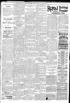 Logansport Pharos-Tribune from Logansport, Indiana on January 23, 1891 · Page 4
