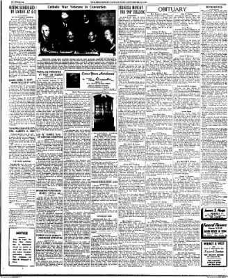 The Bridgeport Telegram from Bridgeport, Connecticut on September 28, 1947 · Page 48
