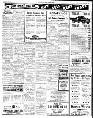 The Courier News from Blytheville, Arkansas on April 30, 1952 · Page 12