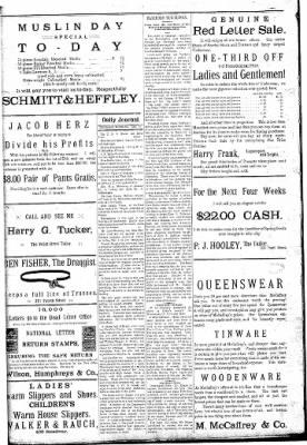 Logansport Pharos-Tribune from Logansport, Indiana on January 29, 1891 · Page 8