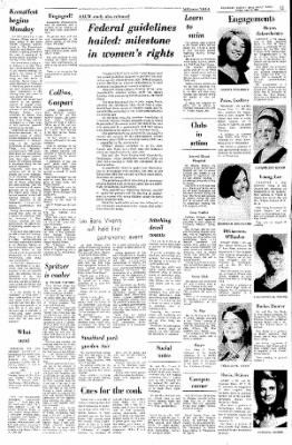 Delaware County Daily Times from Chester, Pennsylvania on June 12, 1970 · Page 11