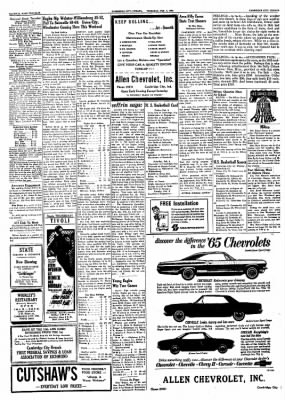 National Road Traveler from Cambridge City, Indiana on February 4, 1965 · Page 2