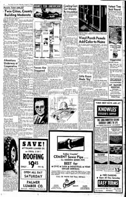 The Daily Chronicle from Centralia, Washington · Page 4