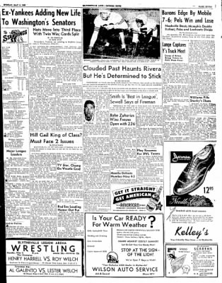 The Courier News from Blytheville, Arkansas on May 5, 1952 · Page 9