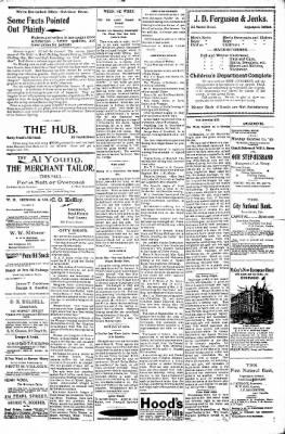 Logansport Pharos-Tribune from Logansport, Indiana on October 8, 1897 · Page 19