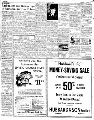 The Courier News from Blytheville, Arkansas on May 8, 1952 · Page 2