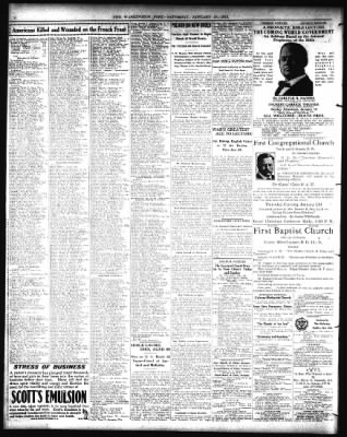 The Washington Post from Washington, District of Columbia on January 18, 1919 · Page 8