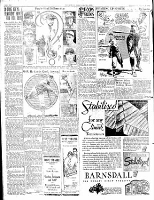 The Courier News from Blytheville, Arkansas on March 25, 1931 · Page 6