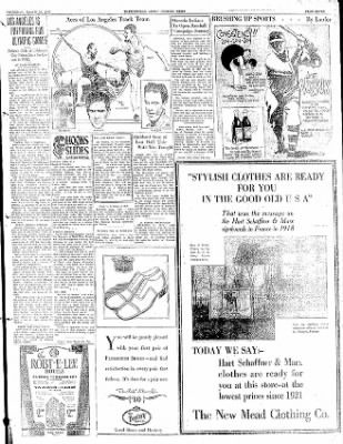 The Courier News from Blytheville, Arkansas on March 26, 1931 · Page 6
