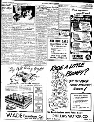 The Courier News from Blytheville, Arkansas on March 2, 1949 · Page 3
